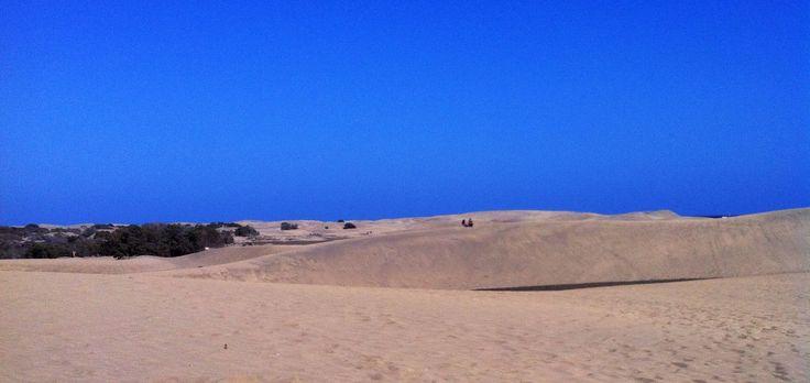 Sanddynor, Maspalomas, dunes