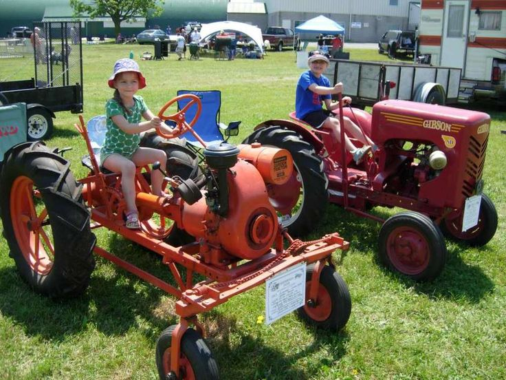 Antique Sears Tractors : Best images about antique tractors mowers on