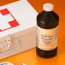 Hydrogen peroxide vapor kills superbugs | Wow I had no idea! I knew I loved this stuff!