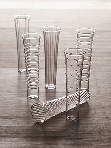 Roost Dainty Champagne Flute Set