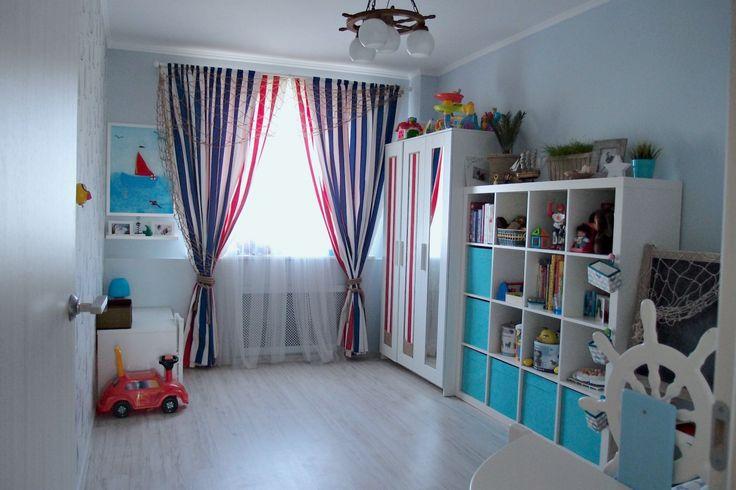 Детская комната в морском стиле - IKEA FAMILY