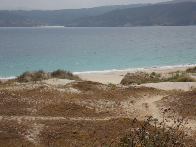 Estaca De Bares Playas España España Rurales