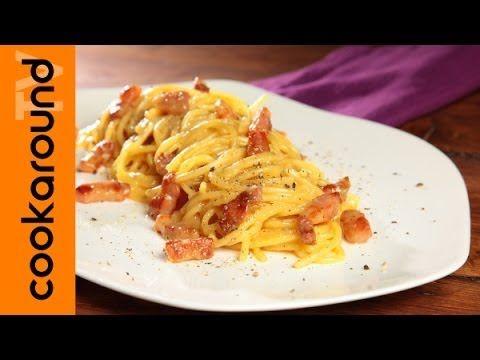 Spaghetti alla carbonara: la ricetta originale