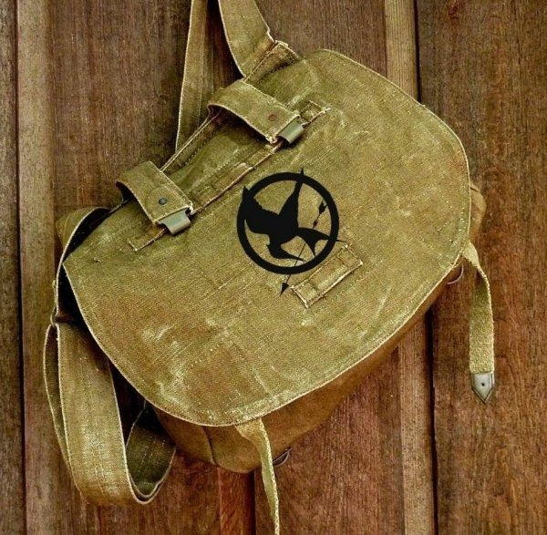 Mockingjay Messenger Bag