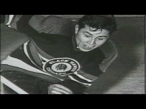 Residential School Hockey -- Sasakamoose biography