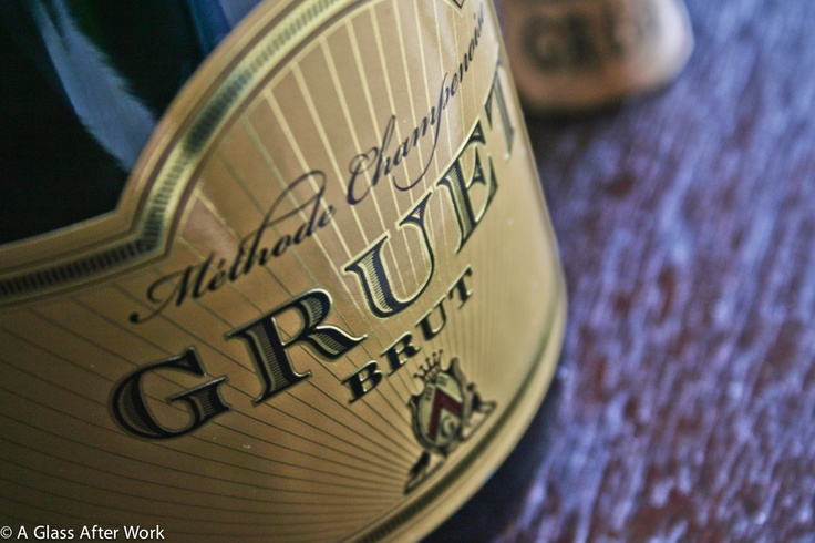 Gruet Brut.  A fantastic wine