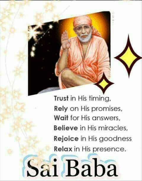 Sai Baba's Quotes (Page 24)