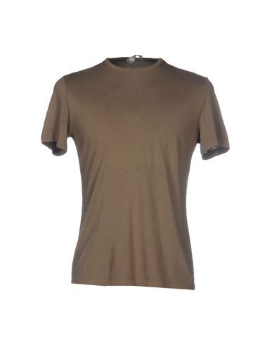 Prezzi e Sconti: #Girelli bruni t-shirt uomo Verde militare  ad Euro 68.00 in #Girelli bruni #Uomo topwear t shirts
