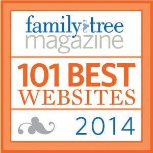 101 Best Websites for Genealogy - Family Tree Magazine:  This is the site to go to, besides Cyndi's List, for genealogy resources.  They do have a subscription fee (unlike Cyndi's List---which depends on your support & ads), but that covers the salaries of these expert genealogists who find & evaluate genealogy websites...in all forms & fashions.