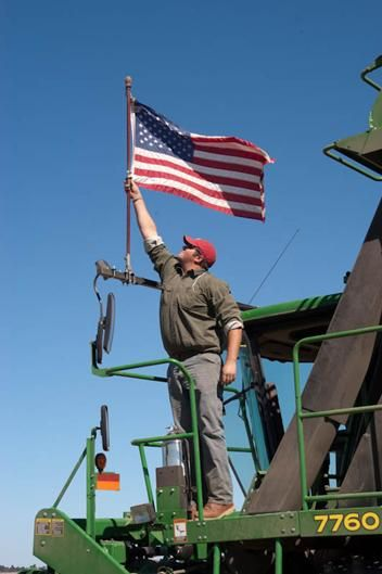 America Proud!  The American Farmer ... thank you!
