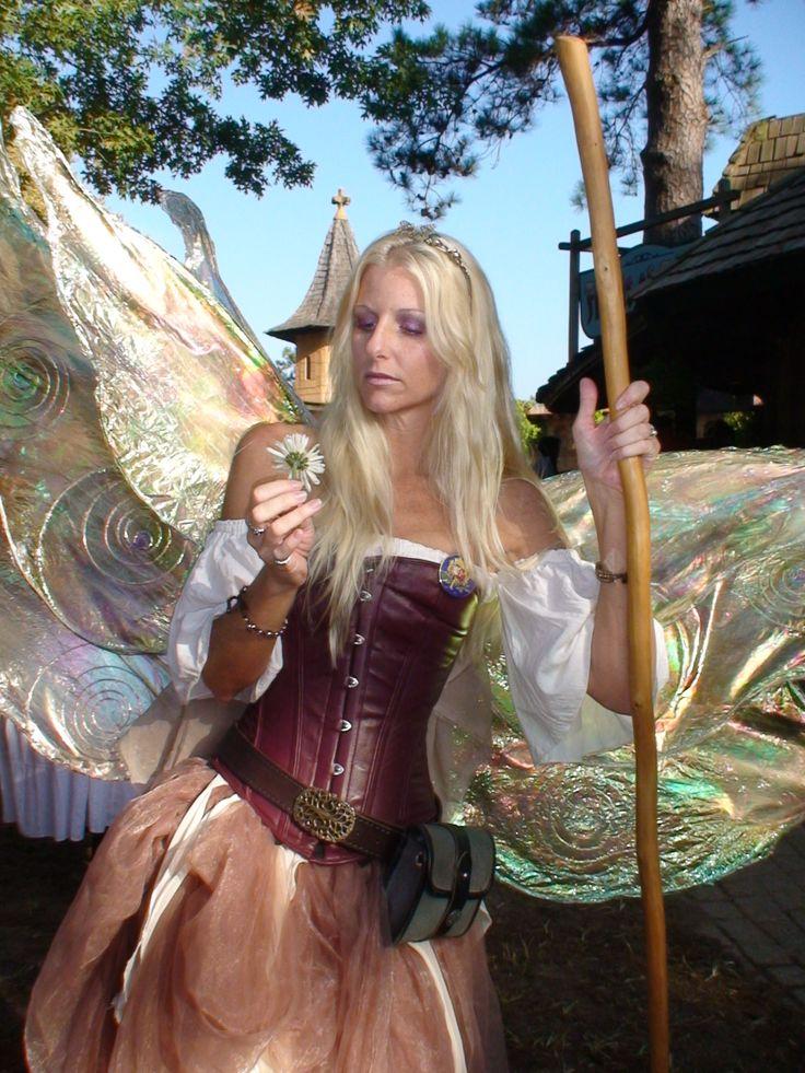 A Fairy - Texas Renaissance Festival