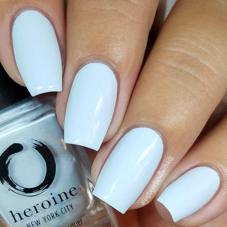Best 25+ Pastel blue nails ideas only on Pinterest   Light ...
