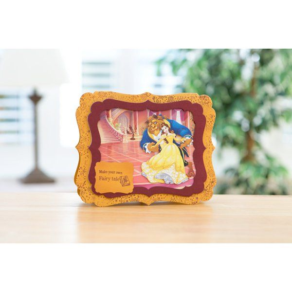 Disney Princess Belle Colourful Creations (384505)   Create and Craft