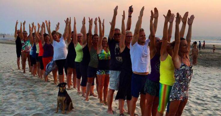 Yogaretreat i Goa, Indien, Iyengaryoga med Ilse Gaardahl, erfaren retreatleder