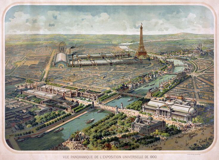 1889년 파리 만국 박람회