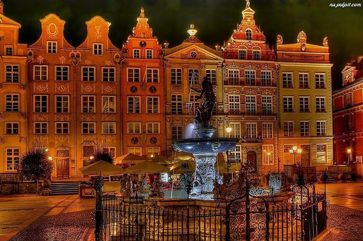 The Best of Poland Gdańsk Old Town
