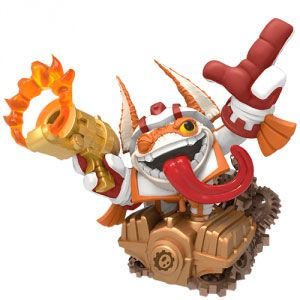 Skylanders superchargers Double Dare Trigger Happy Figure