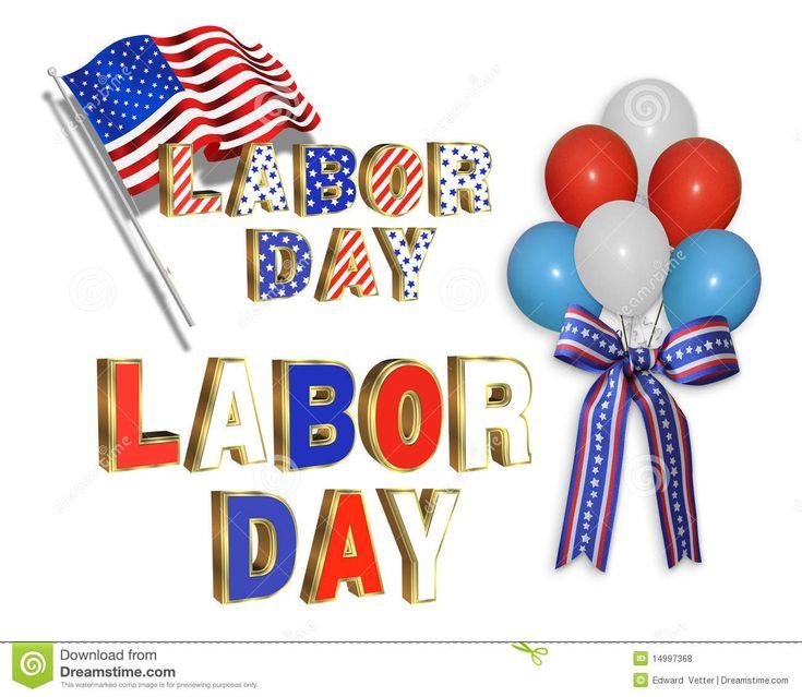 Happy labor day clip art free