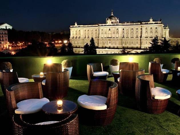 Las Terrazas Mas Bonitas De Madrid Terrazas Madrid Vistas Terrazas