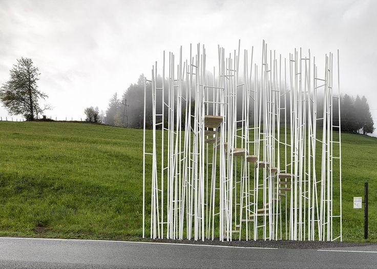 Des arrêts de bus par des grands architectes arret bus architectes 01