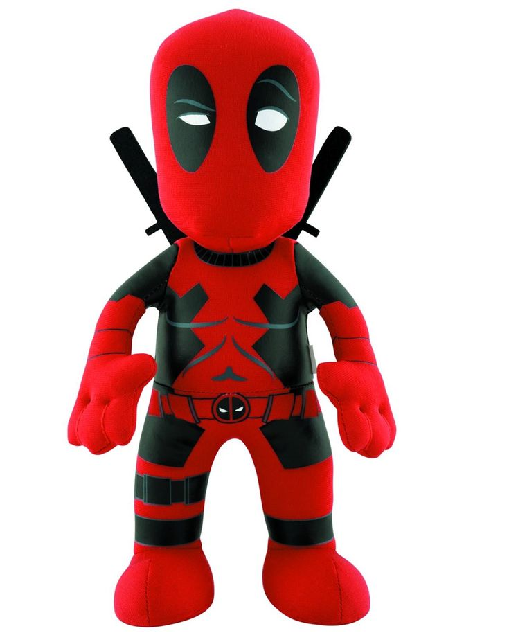 Deadpool  Series Plush Collectible