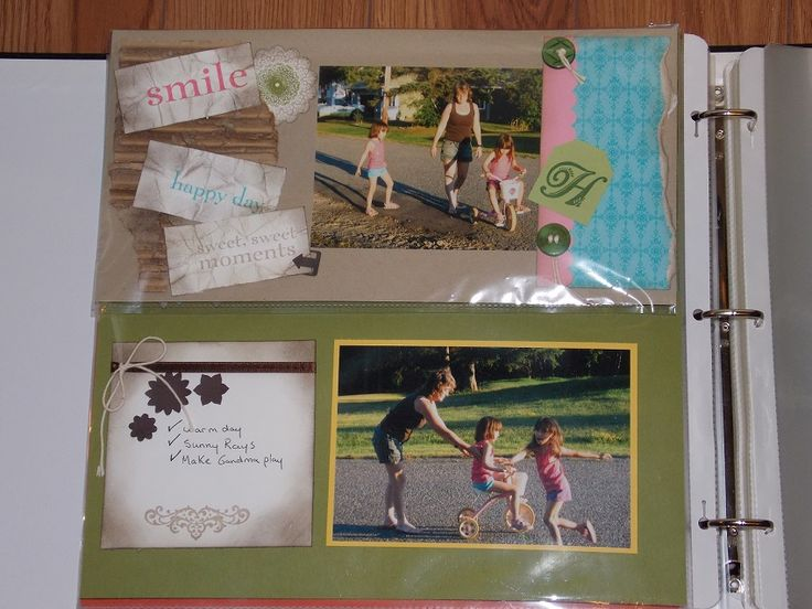 Flip Pocket closed  All products used to make this card are from Stampin Up!