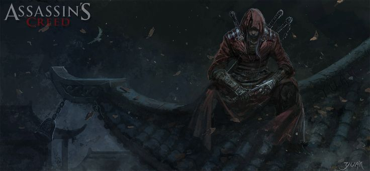 ASSASSIN'S CREED China Art — GeekTyrant