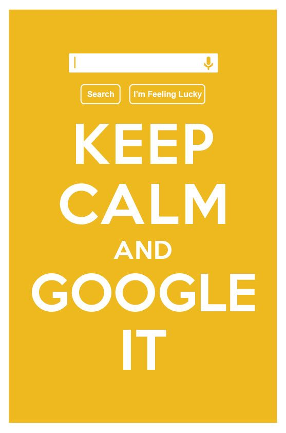 """""""Your brand is not what you say it is... it's what Google says it is"""" (echoing Chris Anderson of Wired magazine)"""
