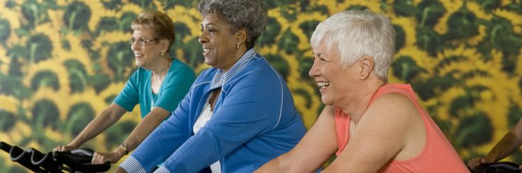"""What is """"active aging""""? One of our wellness directors shares how to continue living an active, healthy life as you grow older."""