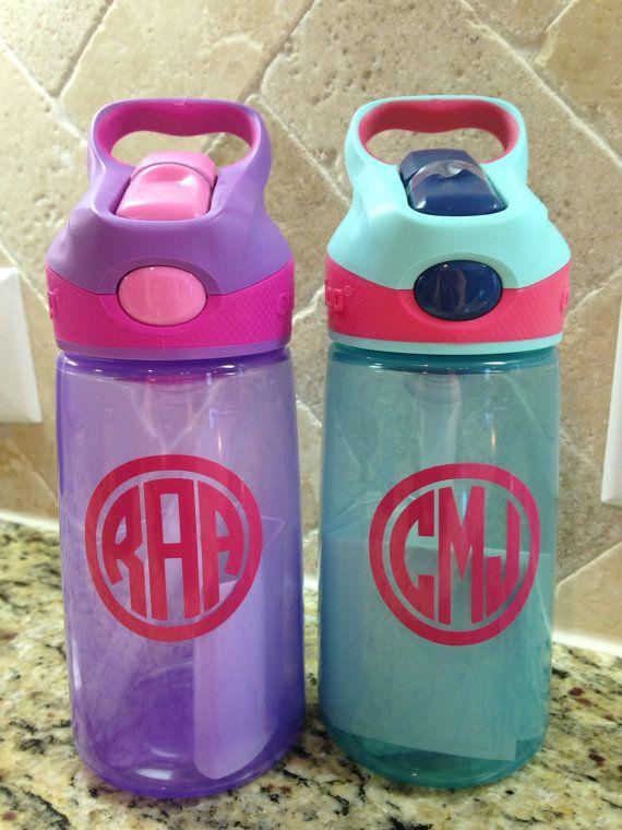 PERSONALIZED CONTIGO KIDS water bottle 14 oz.