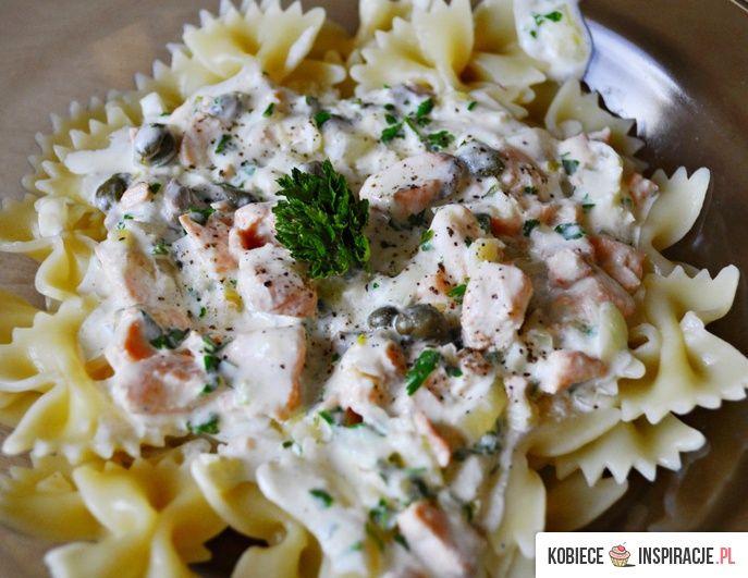 Szybki obiad z łososiem - Kobieceinspiracje.pl