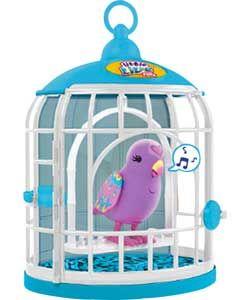 Little Live Pets Bird Cage