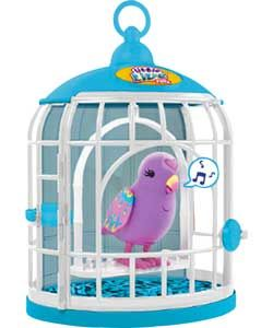 little live pets parakeet instructions