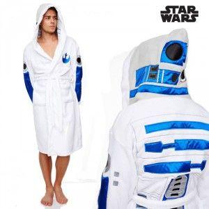 Peignoir R2D2 Star Wars