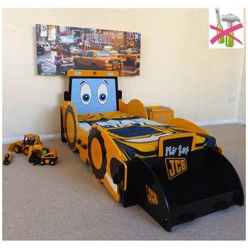 Lit JCB tracteur