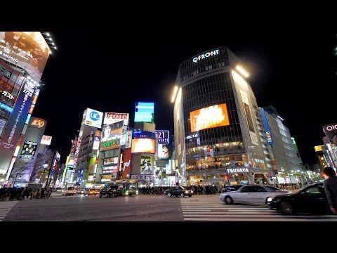 【4K60p】渋谷スクランブル交差点 Shibuya Crossing by DC-GH5 - YouTube