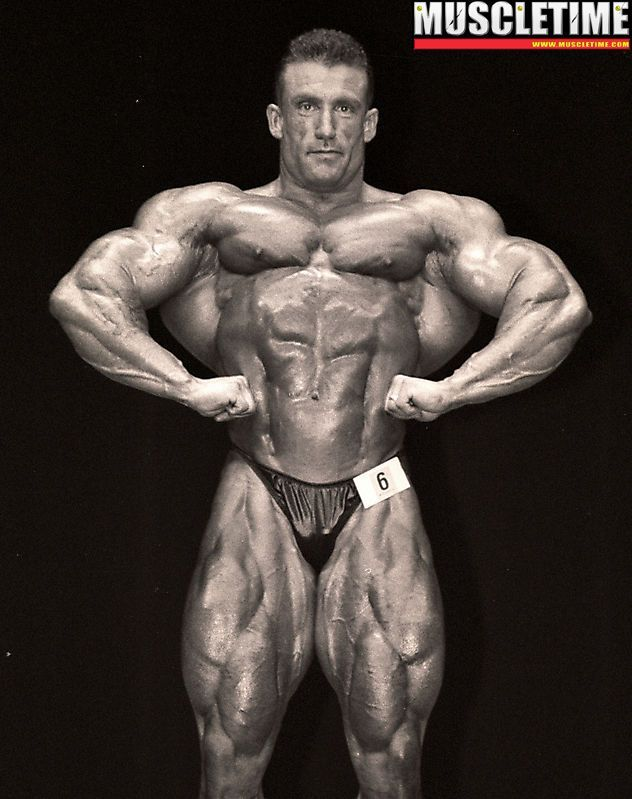 Dorian yates 1995