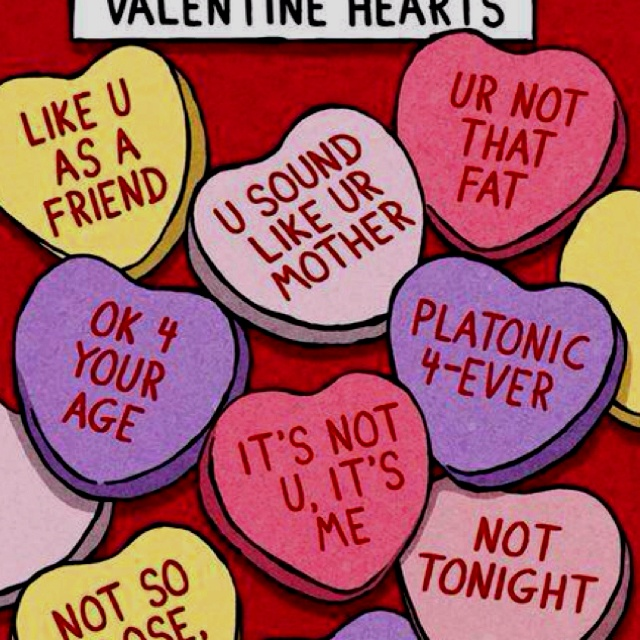 valentine related quotes