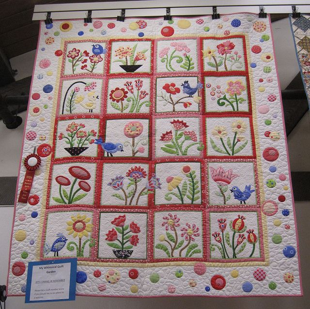 119 best Appliqué quilt images on Pinterest | Flowers, Fabric ... : prairie queens quilt shop - Adamdwight.com