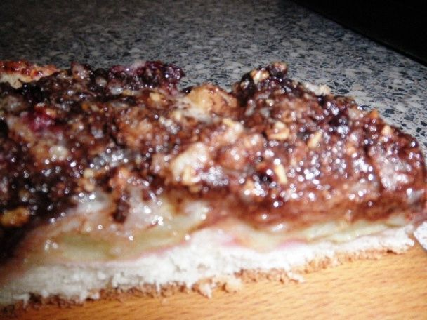 Mrvenicový koláč ako zákusok (fotorecept) - obrázok 5