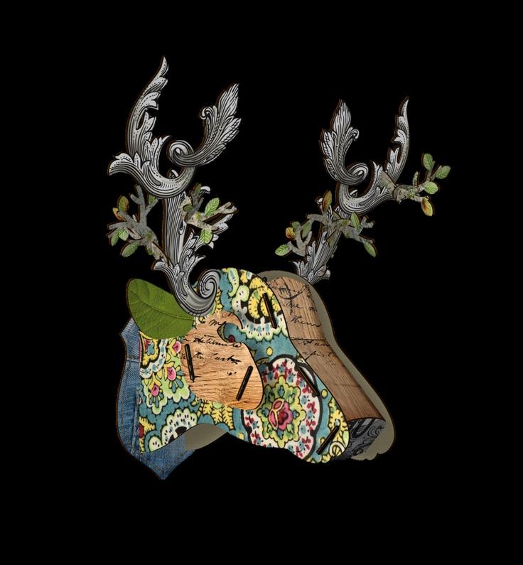 Deer Head - The Emperor