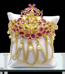Buy Multicolor american diamonds bajuband bajuband online