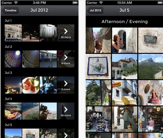 Centralisez, classez et sauvegardez automatiquement toutes vos images dans le cloud.