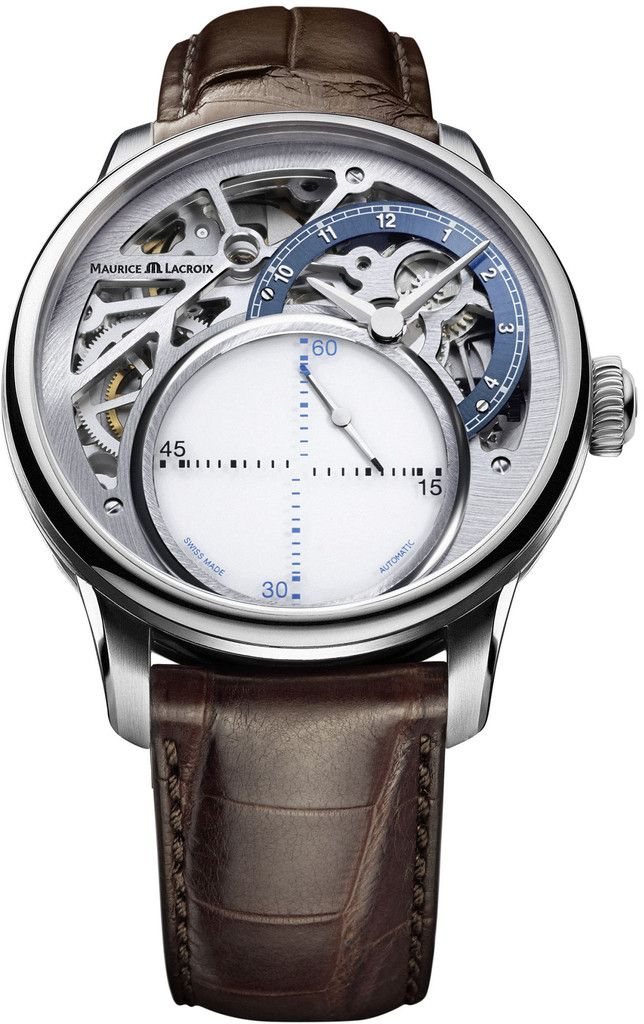 Maurice Lacroix Masterpiece Mystery Limited Edition