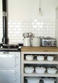 Resultado de imagen de keuken metrotegel