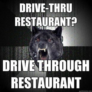 Insanity Wolf meme funny - http://whyareyoustupid.com/insanity-wolf-meme-funny/?utm_source=PN&utm_medium=Pinterest+-+qwreckprod&utm_campaign=SNAP%2Bfrom%2BWhy+Are+You+Stupid%3F