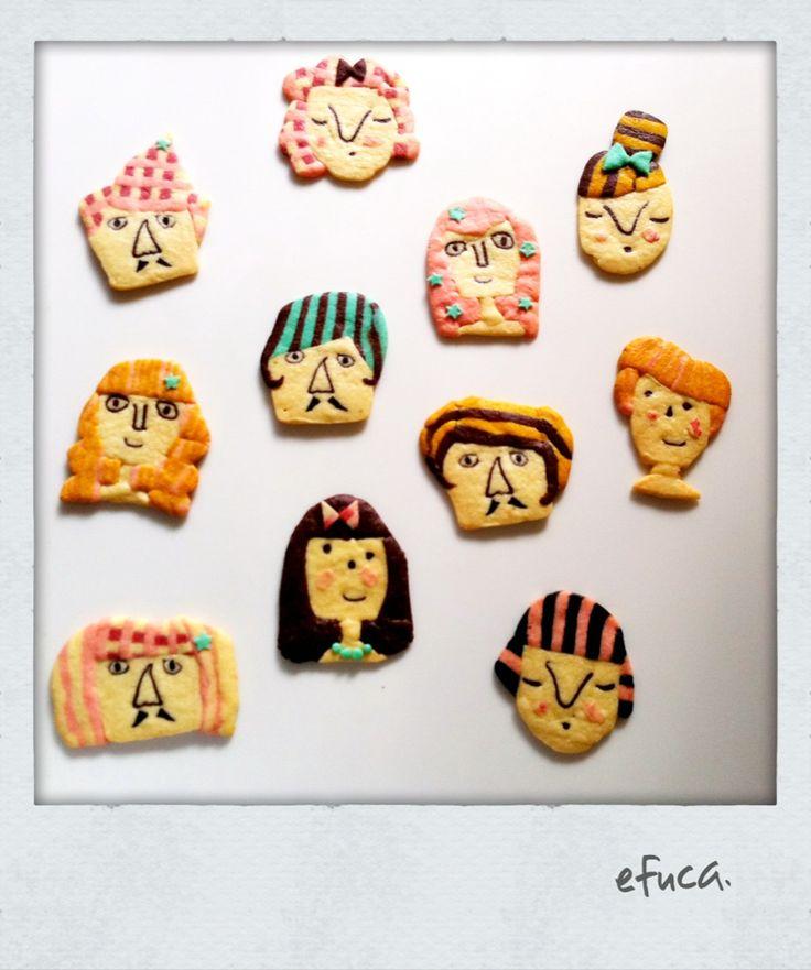 ◆efuca.のお菓子たち | In the WORKS ◆ efuca.