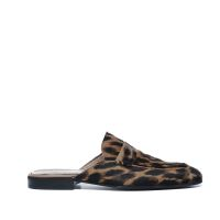 leopard loafer at SACHA