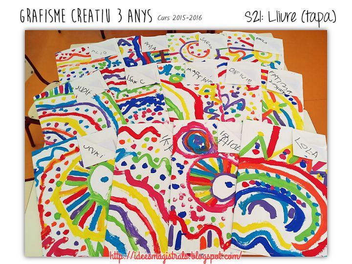 Foto de Grafisme creatiu 3anys 15-16 - Google Fotos