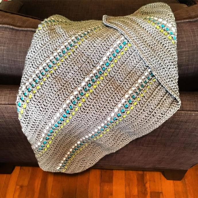 Traveling/Car Seat Blanket by Curlsofred, $30.00 USD